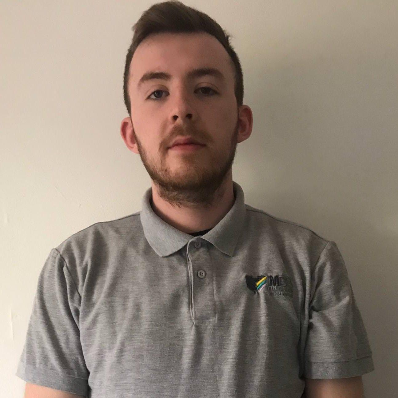 Connor Wemyss Team Picture